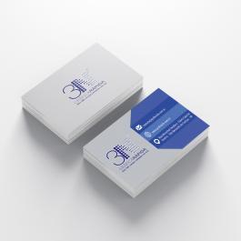 Cartão de visita - Fosco Couchê 300g 8,8x4,8cm  Laminação Fosca  cod: CLF500ZP