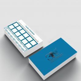 Cartão Fidelidade - FOSCA E VERNIZ LOCAL FRENTE Couchê 300g 8,8x4,8cm 4x4 (frente e verso) Laminação Fosca e Verniz Localizado Só Frente Corte Reto cod: GVLF1ZP