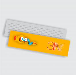 Cartão Duplo 4,8x17,6cm - FRENTE COLOR E VERSO PB Couchê 250g 4,8x17,6cm 4x1 (Frente colorido e Verso preto e branco) Verniz Total Frente Corte Reto cod: CD2013MP
