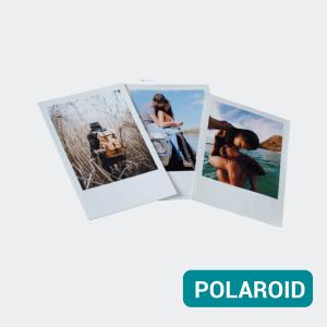 Revelação - POLAROID papel fotografico 7x10cm 4x0 (frente)  corte reto RF0246N