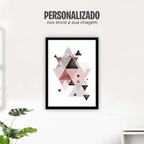 QUADRO PERSONALIZADO - A4 -